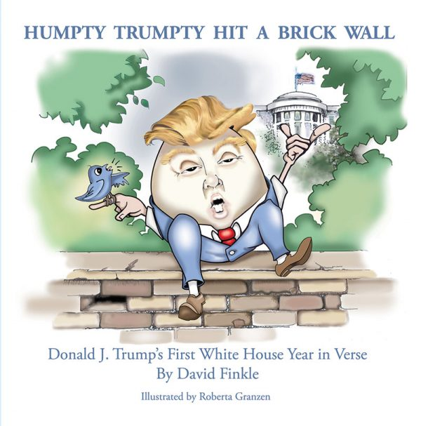 Humpty Trumpty Hit a Brick Wall