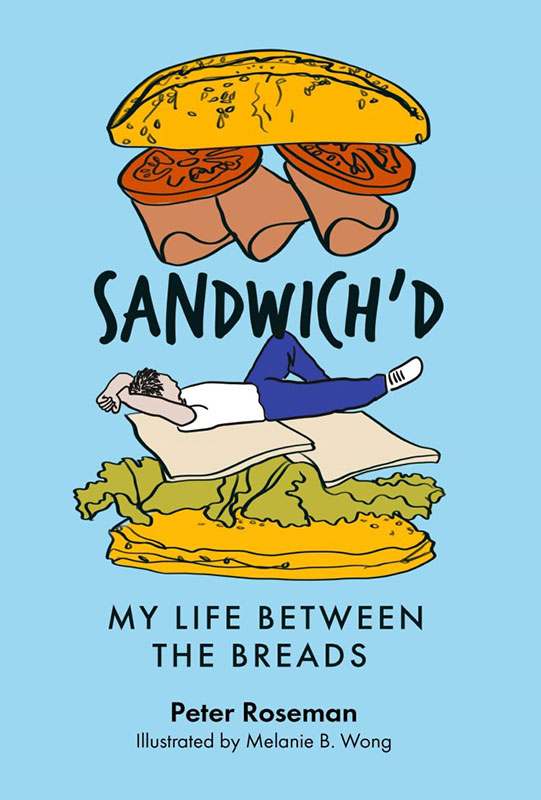 Sandwich'd My Life Between the Breads
